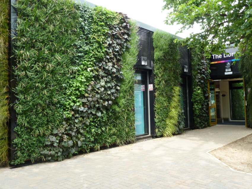 Grimsby Library-Biotecture