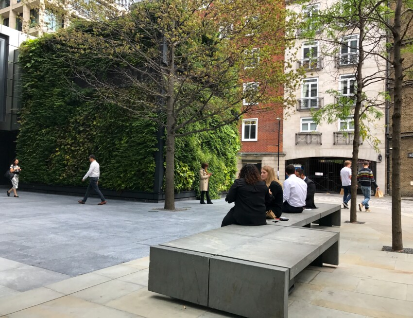 New Street Square-Biotecture